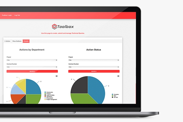 Action tracker D2 - Toolbox Project Management Plan