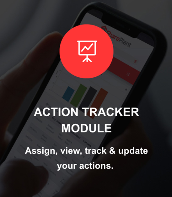 Action tracker - Toolbox Home