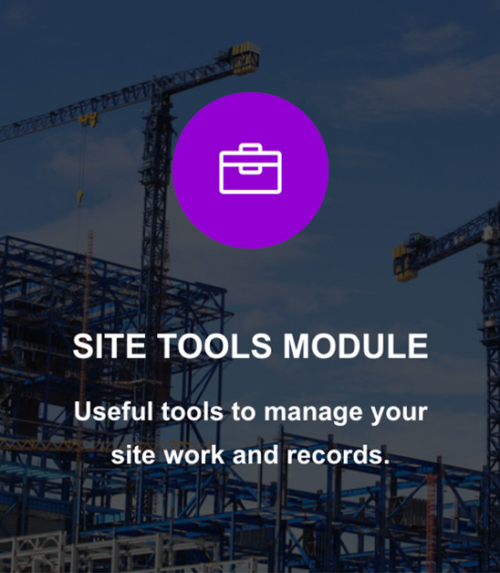 Site tools - Toolbox Home
