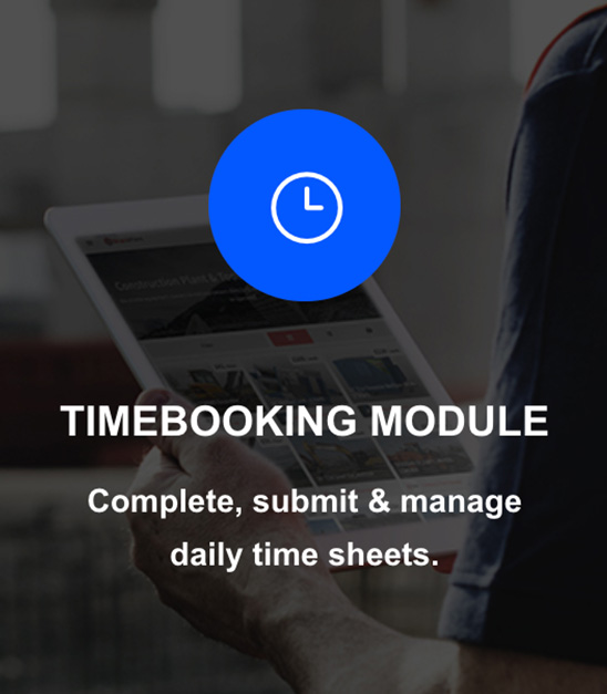 Timebooking - Toolbox Home